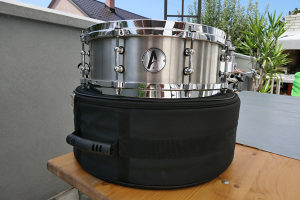 """Dobos / snare 14 x 5,5"""", stainless steel"""