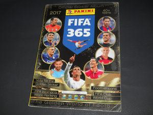 FIFA 365 2017 Panini album