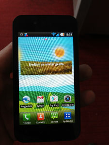 Lg android.. P970.. 35km