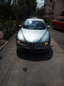 Alfa Romeo 147 1.9JTD Tel : 060-357-7484