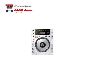 DJ CD player Pioneer CDJ-850