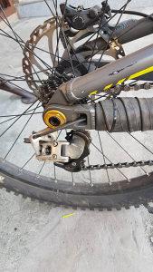 Biciklo full sunspension