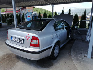 Škoda Octavia 1.9/66kw DIZEL TDI TEK REGISTROVAN