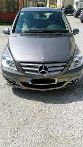 Mercedes B 200 CDI 2011 SPORTPAKET
