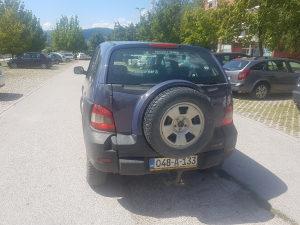 Renault Scenic Rx4 1.9 dci 75 kw dig klima