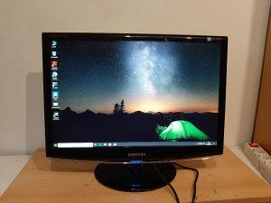 """Samsung SyncMaster 2233BW - LCD monitor - 22"""""""