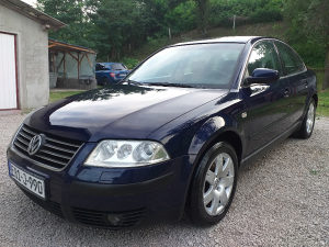 VW PASSAT 5+ 1.9 TDI 96KW MODEL 2003