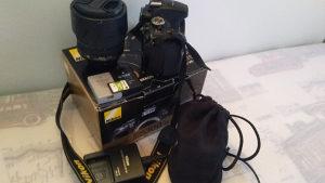 Nikon d5300 Sigma 70-300 f4-5.6 Nikkor 18-105 f3.5-5.6