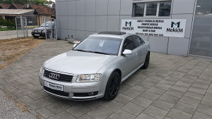 Audi A8 3,7 V8 Prvi Vlasnik
