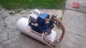 Pumpa za vodu sever