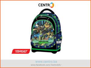 Ruksak skolski Target Superlight Petit TMNT art.25957