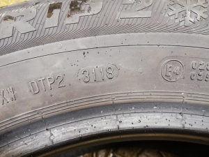 205/60 R16 SEMPERIT MASTER GRIP 2,M S,2018