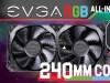 EVGA CLC 240 RGB LED vodeno hladjenje