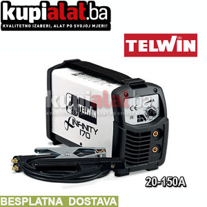 TELWIN APARAT ZA ZAVAR. 20-150A INFINITY 170