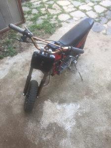Mini motor cross