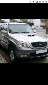 Hyundai Teracan 2,9 tdi 2005gp.