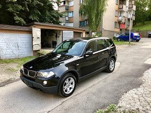 "BMW X3 2.0d ""FaceLift mod. 2008"" 170.000 presao"