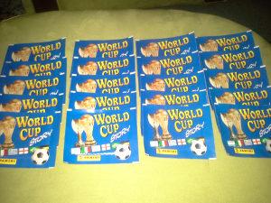 World cup story 1990 panini 50 kesica