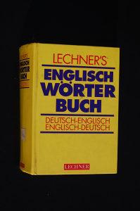 Englisch - Deutsch (Erster Teil) - Lechner's