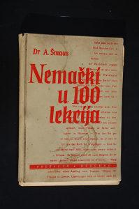 Nemački u 100 lekcija - Dr A. Šmaus