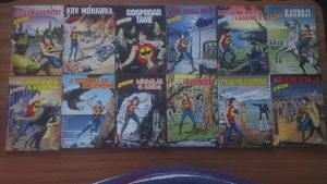 Zagor lot stripovi romani