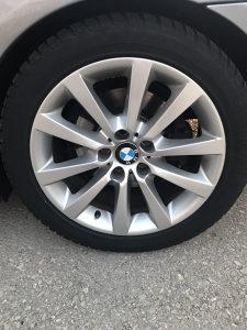 BMW felge 5x120 18 f10 e60