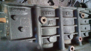 vw motor 1.9 tdi 77kw bxe