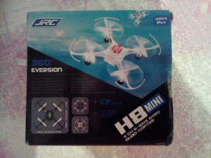 Dron JJ/rc h 8 mini
