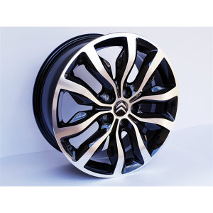 Peugeot alu felge 17X7 5X108 ET52 65.1  TL0563NW