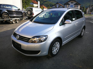 GOLF 6 PLUS 2.0 TDI 81KW 2009 GOD