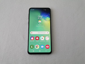 Samsung Galaxy S10E (S10 E) -DUOS- 128 GB -Green