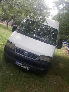 Fiat ducato 2.8 jtd (bus kombi sprinter crafter)