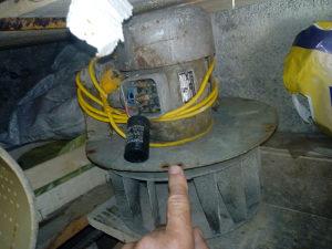 Elektromotor sa ventilatorom