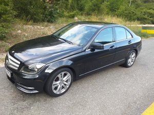 Mercedes-Benz C 180 diesel