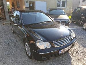 Mercedes Benz C220 CDI Facelift 2007 god.MOŽE ZAMJENA