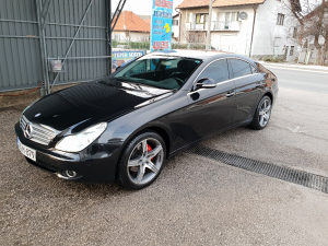 Mercedes CLS 320 CDI FULL OPREMA
