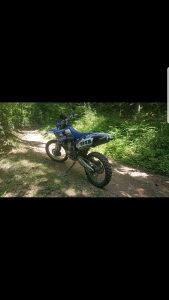 Yamaha YZF 426 f