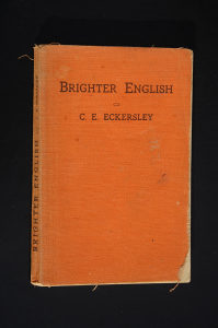 Brighter English - C. E. Eckersley