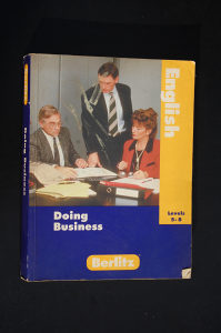 Doing Business (English) levels 5-8