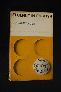 Fluency in english - L. G. Alexander