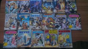 Stripovi romani lot