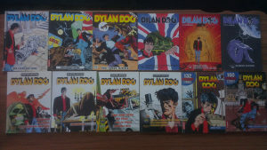 Dylan dog stripovi romani lot