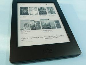 """KOBO Aura H2O 6.8"""", 4GB E-Book čitač"""
