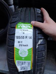 Prodajem 4 gume 185 55 14 Nokian NOVO