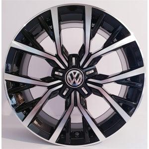 VW alu felge 17X7 5X112 ET40 57.1 VW TULSA TL1511NW
