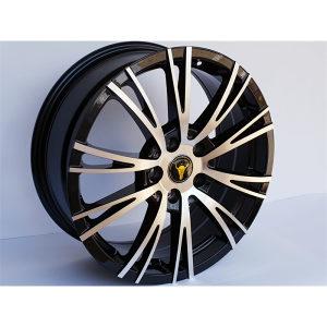 Mercedes alu felge 17X7 5X112 ET41 73.1 FELGA TL0150
