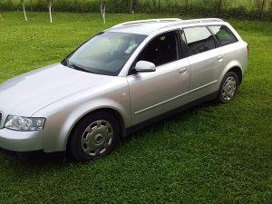 Audi a4 1.9tdi 2003god registrovan