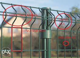 panelne ograde,panelna ograda,paneli,panel