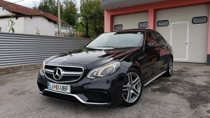 Mercedes-Benz E 220 BlueTec - AMG FULL 9G-Tronic