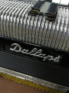 Harmonika original Dallape 2+2 140 basova